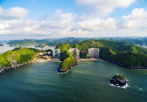 Flamingo Cat Ba Resorts, điểm đến hàng đầu cho kỳ nghỉ dưỡng ngắn ngày - Ảnh 3.