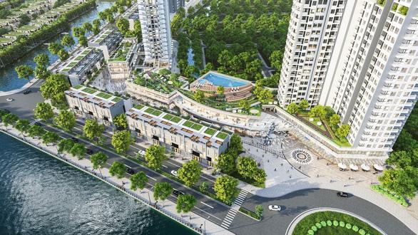 Ecopark có hồ bơi Bali sử dụng công nghệ tốt cho sức khoẻ - Ảnh 2.