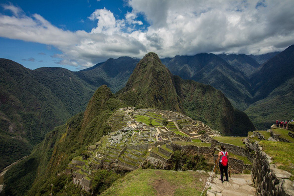 Peru mở cửa tàn tích Machu Picchu cho một du khách Nhật Bản đợi 7 tháng - Ảnh 1.