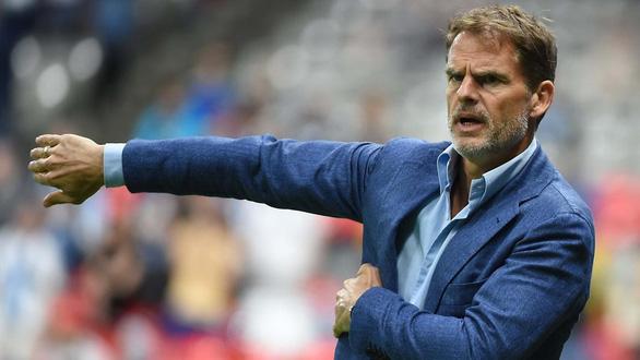 Frank De Boer có đủ sức dẫn dắt tuyển Hà Lan? - Ảnh 1.