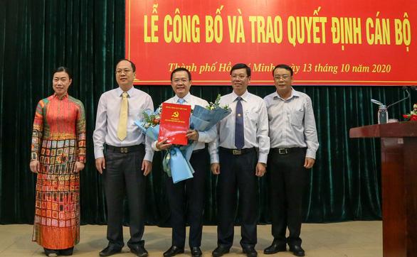 Giới thiệu ông Đinh Khắc Huy bầu làm chủ tịch UBND quận Bình Thạnh - Ảnh 1.