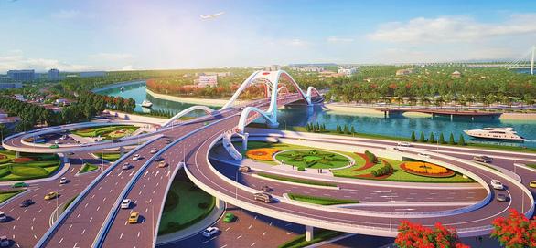 Thủ tướng nhấn nút khởi công xây dựng cầu Rào mới - Ảnh 2.