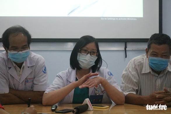 Bệnh viện Nhi đồng 1 TP.HCM lần đầu áp dụng thành công kỹ thuật ECMO sau phẫu thuật - Ảnh 2.
