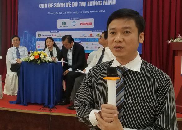 Sách về đô thị thông minh tại Việt Nam còn thiếu - Ảnh 1.