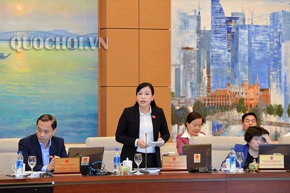 Bà Nguyễn Thanh Hải tiếp tục được bầu làm bí thư Thái Nguyên - Ảnh 1.
