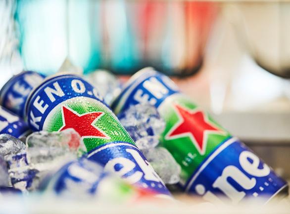Heineken 0.0: Bia ngon không nhất thiết phải đi đôi với cồn - Ảnh 1.
