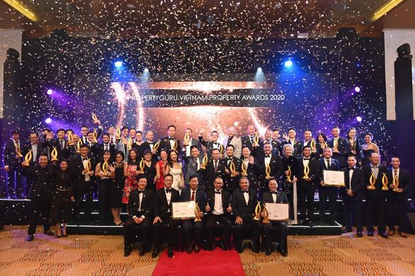 Gamuda Land Việt Nam giành giải thưởng Best Developer tại Vietnam Property Awards 2020 - Ảnh 1.