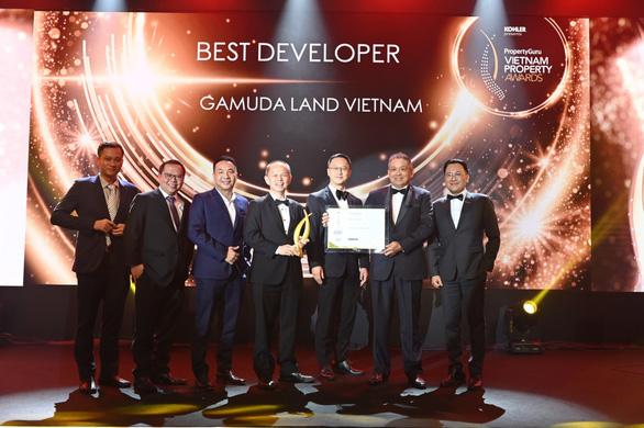 Gamuda Land Việt Nam giành giải thưởng Best Developer tại Vietnam Property Awards 2020 - Ảnh 2.