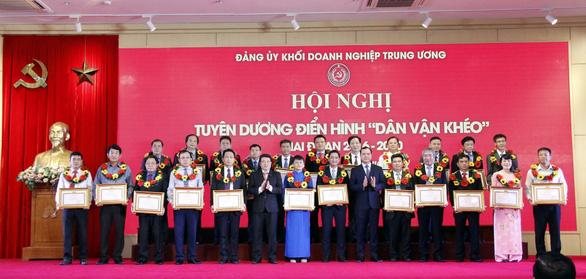 Đảng bộ Tổng Công ty Khí Việt Nam được tuyên dương điển hình Dân vận khéo - Ảnh 2.