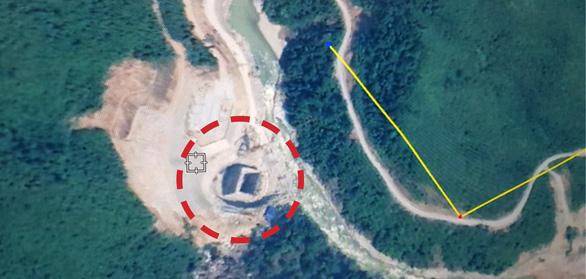 Thuê trực thăng vào xác minh sự cố thủy điện Rào Trăng 3 - Ảnh 1.