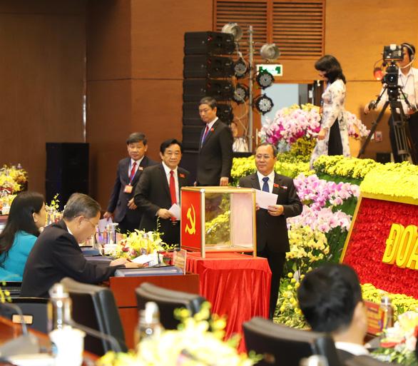 Đại hội Đảng bộ tỉnh Bình Dương: Mục tiêu trở thành trung tâm công nghiệp hiện đại - Ảnh 1.