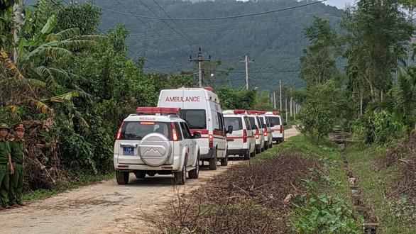 Đã liên lạc được với 14 người của thủy điện A Lin B2 - Ảnh 7.
