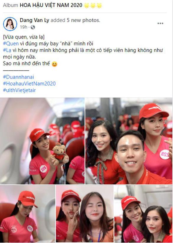 Thí sinh Hoa hậu Việt Nam khởi đầu hành trình nhân ái - Ảnh 5.