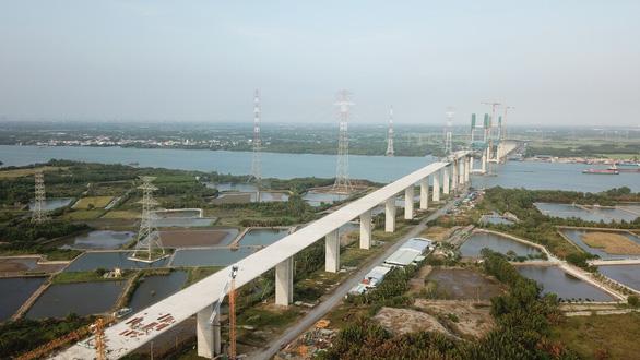 Vay 1.700 tỉ xây trạm thu phí, văn phòng điều hành cho cao tốc Bến Lức - Long Thành - Ảnh 1.