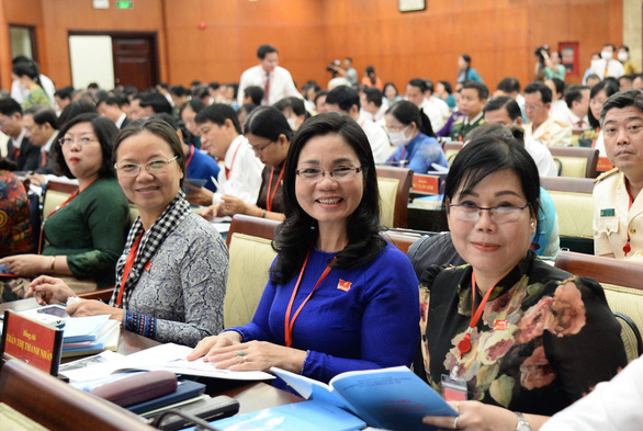Đại hội đại biểu Đảng bộ TP.HCM lần thứ XI: Dấu mốc quan trọng mở ra giai đoạn mới, khí thế mới - Ảnh 5.