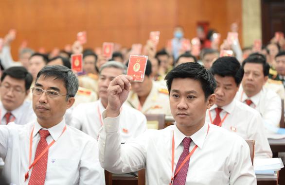 Đại hội đại biểu Đảng bộ TP.HCM lần thứ XI: Dấu mốc quan trọng mở ra giai đoạn mới, khí thế mới - Ảnh 4.