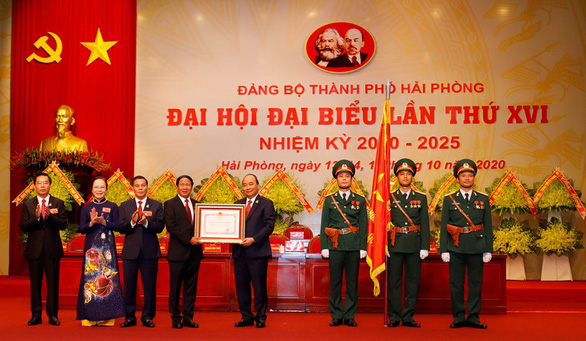 Thủ tướng nêu 6 nhiệm vụ Hải Phòng cần triển khai trong nhiệm kỳ mới - Ảnh 3.