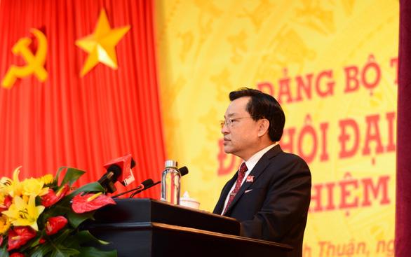 Bình Thuận phải tranh thủ thời cơ, đẩy mạnh đổi mới sáng tạo - Ảnh 1.