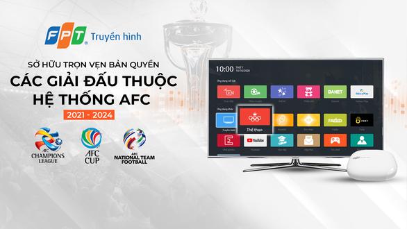 Truyền hình FPT phát sóng vòng loại cuối cùng World Cup 2022 - Ảnh 1.
