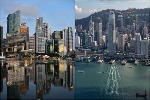 Singapore, Hong Kong lập hành lang du lịch: du khách không phải cách ly - Ảnh 1.