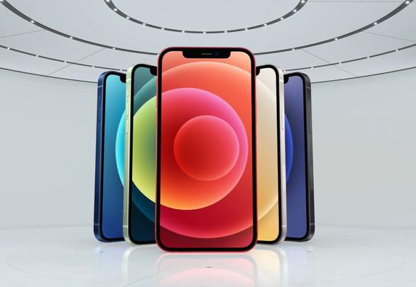 Lúc 0 giờ, Apple  đã ra mắt dòng iPhone 12 công nghệ 5G siêu nhanh - Ảnh 1.