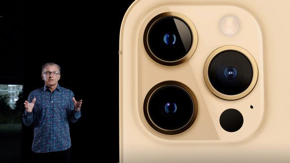 Lúc 0 giờ, Apple  đã ra mắt dòng iPhone 12 công nghệ 5G siêu nhanh - Ảnh 2.