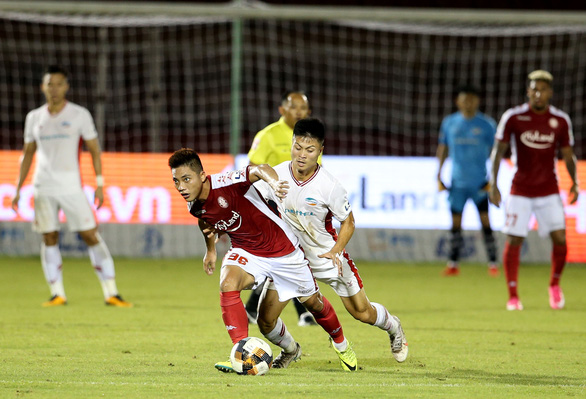 CLB TP.HCM dự kiến mất Lâm Ti Phông 3/5 trận còn lại của mùa giải - Ảnh 2.