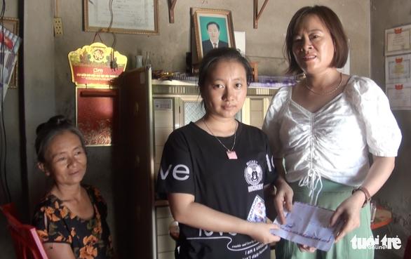 Bé Chi và nỗi khát khao đến trường đã được đỡ đầu suốt 5 năm đại học - Ảnh 1.
