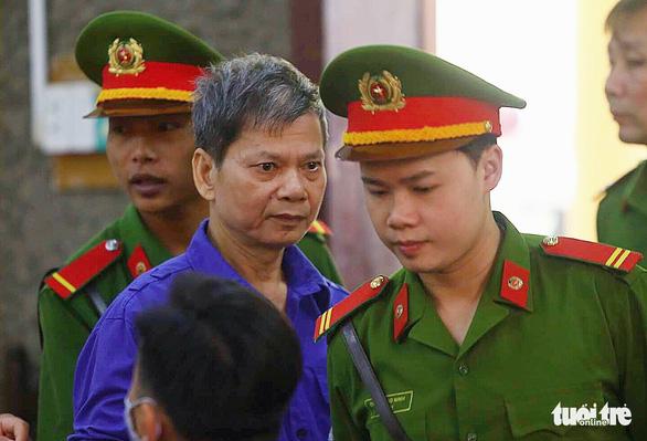 Phúc thẩm vụ gian lận điểm thi tại Sơn La: hoãn xử vì vắng luật sư - Ảnh 3.