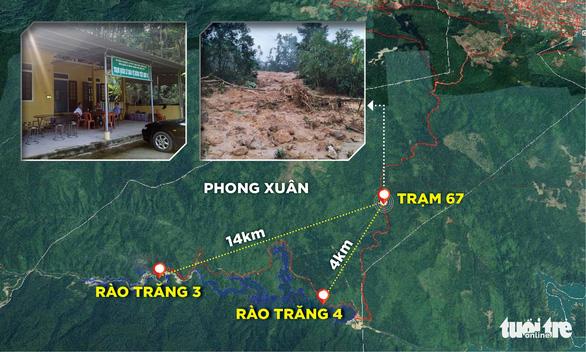 Vụ Thủy điện Rào Trăng 3: Tập trung tìm kiếm 30 người mất tích - Ảnh 2.