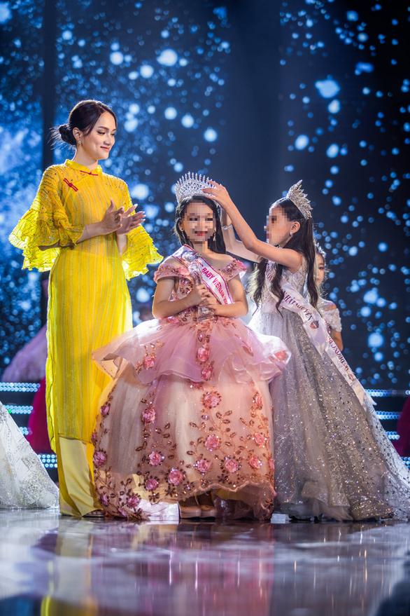 Miss Baby Viet Nam tổ chức thi hoa hậu nhí chui? - Ảnh 1.