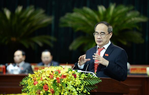 Đại hội đại biểu Đảng bộ TP.HCM lần thứ XI: Dấu mốc quan trọng mở ra giai đoạn mới, khí thế mới - Ảnh 3.