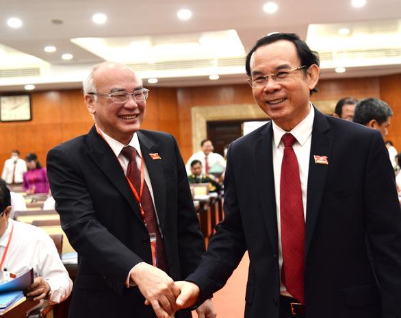 Đại hội đại biểu Đảng bộ TP.HCM lần thứ XI: Dấu mốc quan trọng mở ra giai đoạn mới, khí thế mới - Ảnh 2.