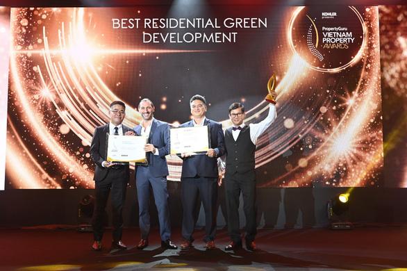 The Habitat Binh Duong thắng lớn tại giải thưởng Vietnam Property Awards 2020 - Ảnh 2.