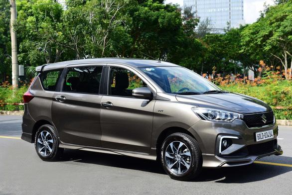 Chia sẻ thông tin về xe Ertiga và dự trữ phụ tùng của Suzuki - Ảnh 4.