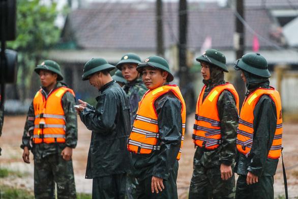Vụ Thủy điện Rào Trăng 3: Căng thẳng ở Sở chỉ huy tiền phương - Ảnh 3.