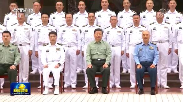 Ông Tập Cận Bình lệnh chuẩn bị chiến tranh giữa căng thẳng với Đài Loan - Ảnh 1.