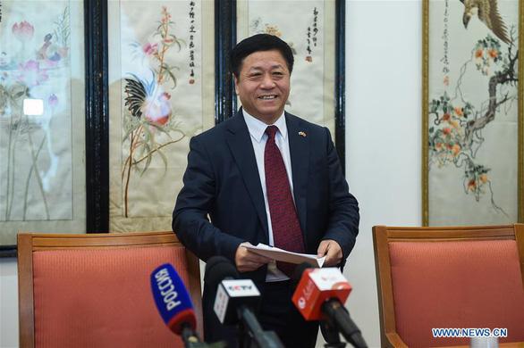 Trung Quốc nói sẵn sàng hợp tác Nga đối phó Mỹ, lấy nhân dân tệ thay USD - Ảnh 1.