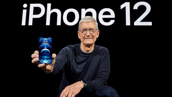 4 mẫu iPhone 12 mới tạo kỷ nguyên điện thoại 5G siêu tốc độ? - Ảnh 1.