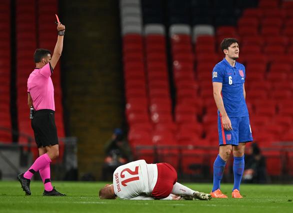 Tuyển Anh thua trận đầu tiên ở UEFA Nations League - Ảnh 1.