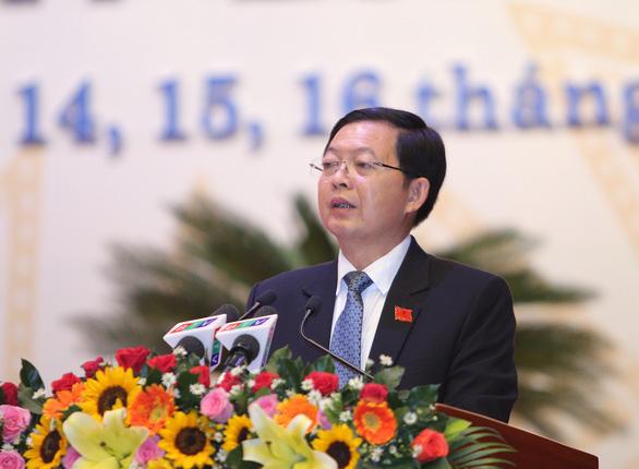 Chủ tịch UBND tỉnh Bình Định được bầu làm bí thư Tỉnh ủy - Ảnh 1.