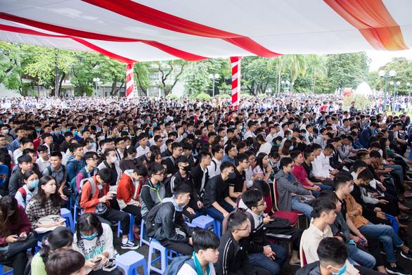 Năm 2021 ĐH Bách khoa Hà Nội tiếp tục tuyển sinh bằng kỳ thi đánh giá năng lực - Ảnh 1.