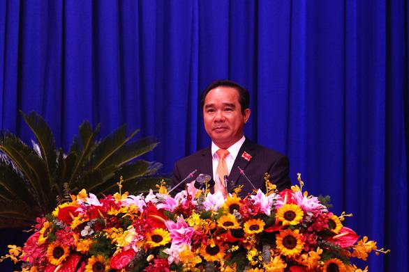Ông Nguyễn Văn Được giữ chức bí thư Tỉnh ủy Long An - Ảnh 1.