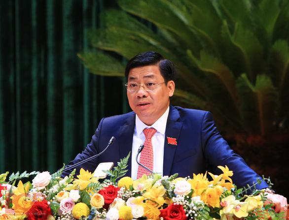 Tiến sĩ kinh tế làm bí thư Tỉnh ủy Bắc Giang - Ảnh 1.