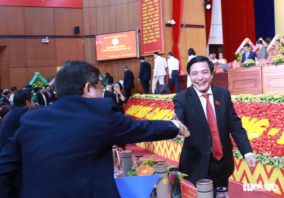 Ông Bùi Văn Cường được tiếp tục bầu làm bí thư Tỉnh ủy Đắk Lắk - Ảnh 1.