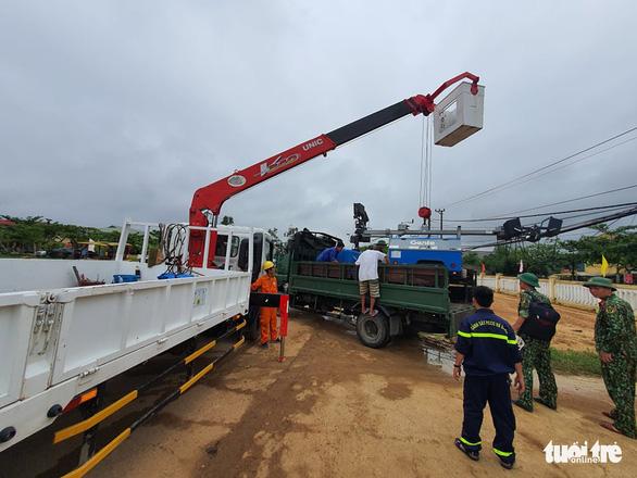 Đã tìm thấy 13 thi thể chiến sĩ, cán bộ hi sinh khi cứu nạn thủy điện Rào Trăng 3 - Ảnh 4.