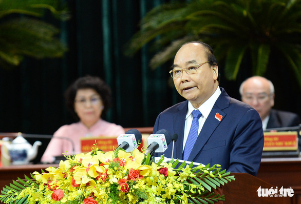 Thủ tướng mong muốn TP.HCM giữ vững vai trò đầu tàu kinh tế của cả nước - Ảnh 1.