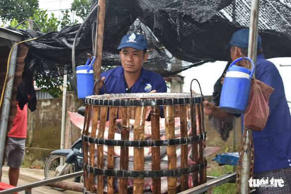 Sau nhiều tháng lao dốc, giá cá tra bắt đầu  'nhích' lên gần 23.000 đồng/kg - Ảnh 2.