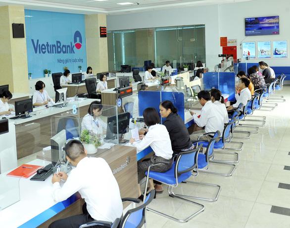 VietinBank đang hoàn thiện thủ tục để tăng vốn điều lệ - Ảnh 1.