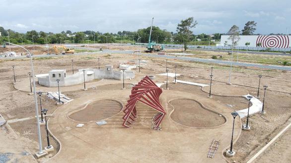 Thi công vượt trội - TNR Amaluna chuẩn bị ra mắt công viên đẹp nhất dự án - Ảnh 2.